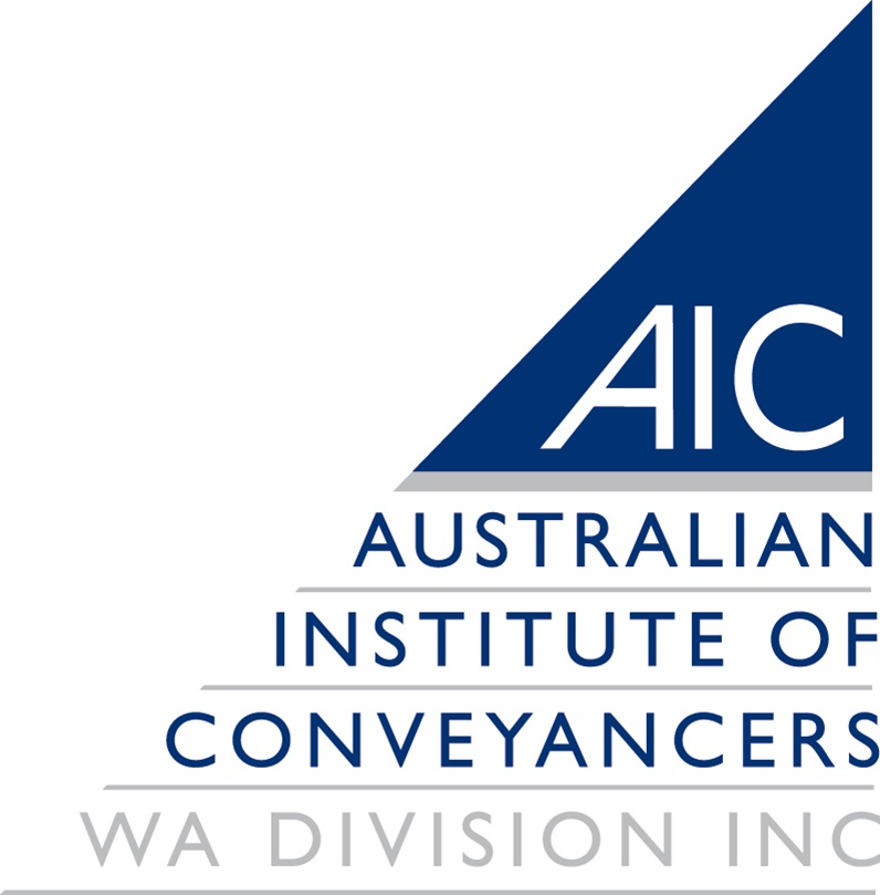 WASettlement Services is a member of AICWA.