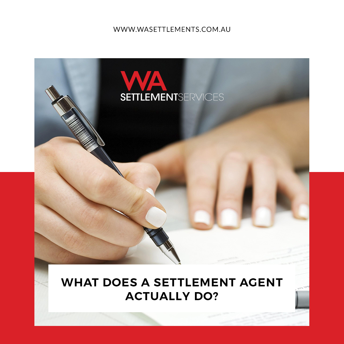 Settlement Agents Perth Services at https://wasettlements.com.au/