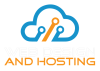 Web design and hosting logo - wa settlement hosting provider