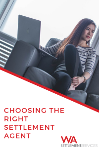 Choosing the right Settlement Agent